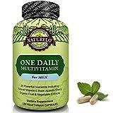 NATURELO One Daily Multivitamin for Men - Best Vitamins for Hair...