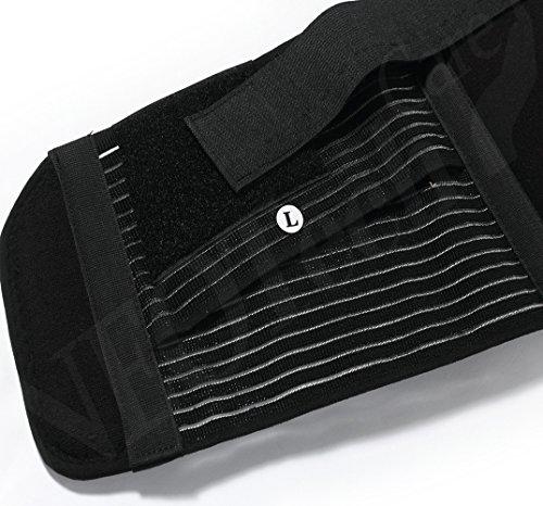 Maternity Pregnancy Support Belt/Brace - Back, Abdomen, Belly Band - NEOtech Care brand - Black - Size M by NeoTech Care (Image #6)