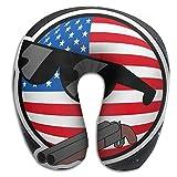 Tuooper USA Polandball U Type Pillow Neck Pillow