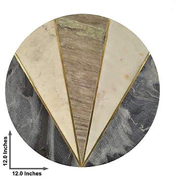 Amazon.com: GAURI KOHLI - Bandeja de queso (tamaño grande ...