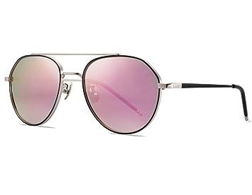 SHULING Gafas De Sol Gafas De Sol De Óptica Elegante ...
