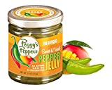 Peggy's Peppers Pepper Jelly Peggy's Mango Pepper Jelly, 11 oz