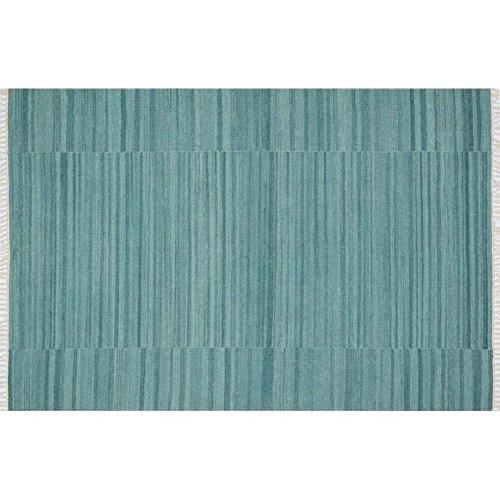 Loloi Rugs ANZIAO-01AQ005076 Anzio Azure Area rug, 5-Feet by 7-Feet 6-Inch