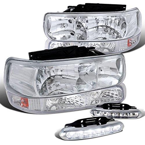 01 silverado euro headlights - 6