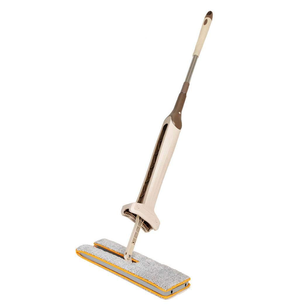 hotstype Flat Mop Wet and Dry Household Tile Floor Rotating Mop Steam Mops