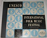 International Choral and Folk-dance Festival, Musical Eisteddfod, Held At Liangollen North Wales in July 1952. LP set