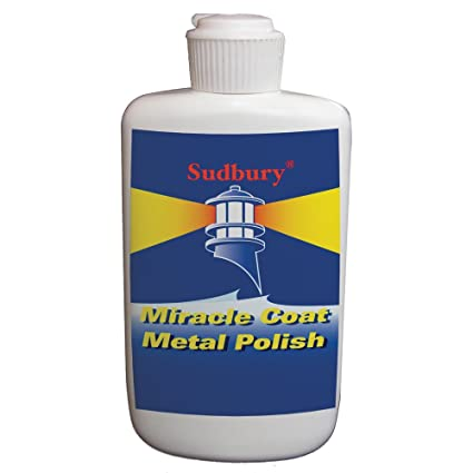 Perchero de pared de metal polaco milagro 8oz: Amazon.es ...