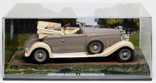 1/43 007 ボンドカー Hispano Suiza ムーンレイカー B002PHHLHG