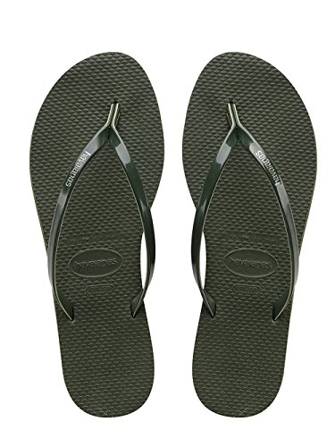 Us 5 35 B Donna D m You Men 5 Verde 6 36 Br Havaianas4135102 Metallizzato m Women 4 I6q1P