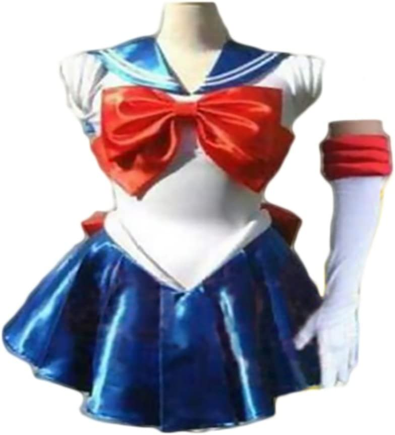 Waooh 69 - de disfraz de grupo de Luna del marinaio Odre azul azul ...