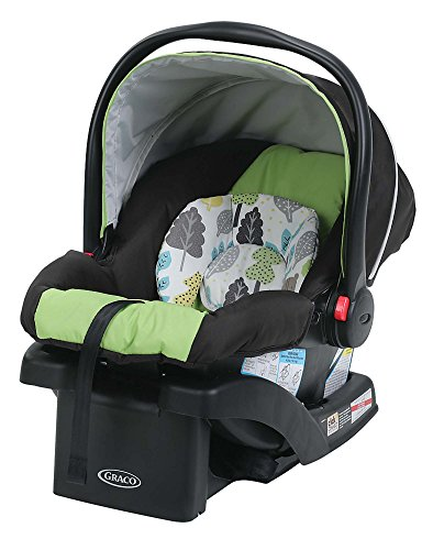 Graco Snugride Click Connect  Infant Car Seat Gotham Pierce