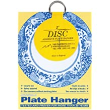Flatiron Disc Invisible Plate Hanger, 2-Inch