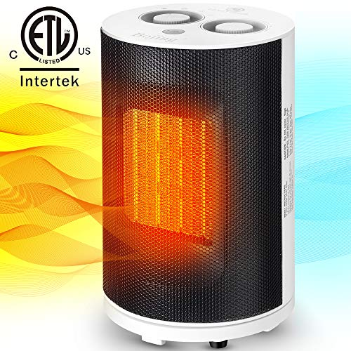 Bojing 1500W/950W Ceramic Portable Indoor Space Heater
