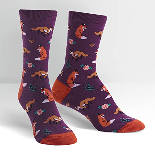 Sock It To Me, Fox Trot, Women