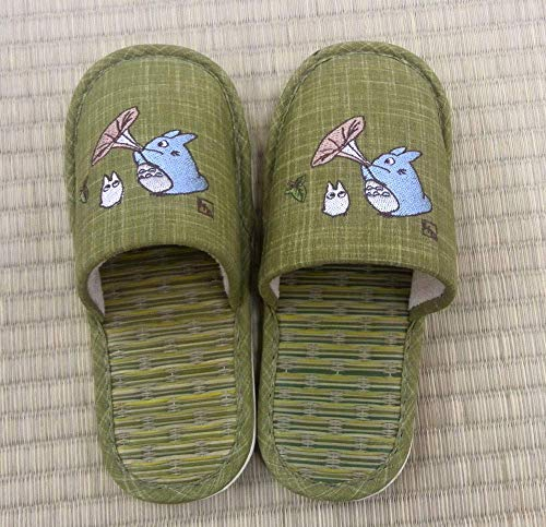 Studio Ghibli My Neighbor Totoro Interior Slippers Morning Glory (20.0cm) 1812600