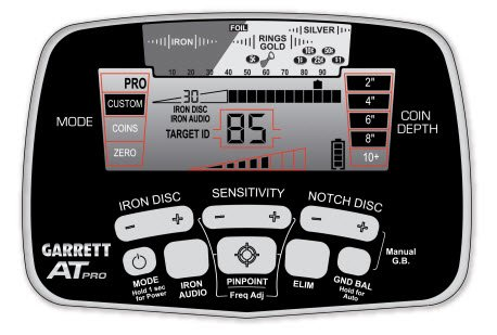 Garrett AT Pro Bonus Package with Pro Pointer AT ~ 100% Waterproof by Garrett (Image #2)