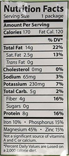 Eden Organic Spicy Pumpkin Seeds, Dry Roasted, Pocket Snacks, 1 Ounce (Pack of - Roasted Eden Seeds Pumpkin