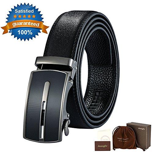 HOMTA Leather Belts Automatic Sliding product image