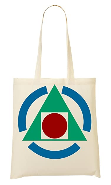 cba262d344f Wikipedia Triangle Shopping Tote Bag  Amazon.co.uk  Shoes   Bags