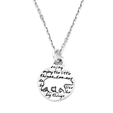 9a6a70146 Amazon.com: Kevin N Anna Animals Inspirations Pendant Necklace, 18 ...