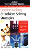 Decision Making and Problem Solving Strategies