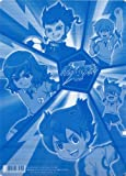 Inazuma Eleven GO sticker with underlay
