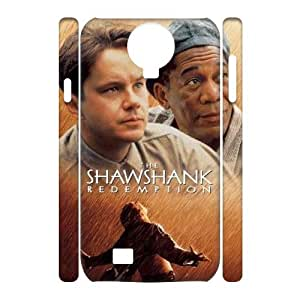 NABOAT The Shawshank Redemption Phone 3D Case For Samsung Galaxy S4 i9500 [Pattern-6]