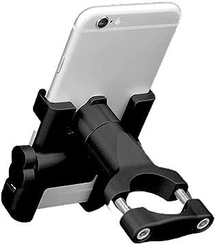 BYBYC Soporte para Bicicleta, Soporte para teléfono móvil para ...