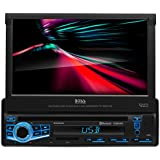 BOSS Audio Elite BV860B Single Din, 7 Motorized Touchscreen, Bluetooth, DVD/MP3/CD USB/SD AM/FM Receiver
