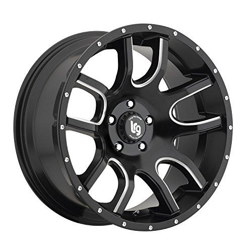 20 Black Rims - 6