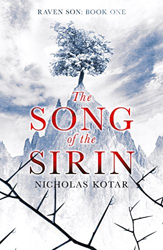 Book: The Song of the Sirin - Raven Son - Book One by Nicholas Kotar