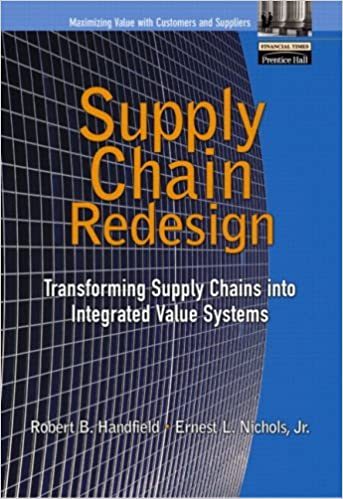 Amazon livre gratuit télécharger Supply Chain Redesign: Transforming Supply Chains into Integrated Value Systems (paperback) (French Edition) PDF