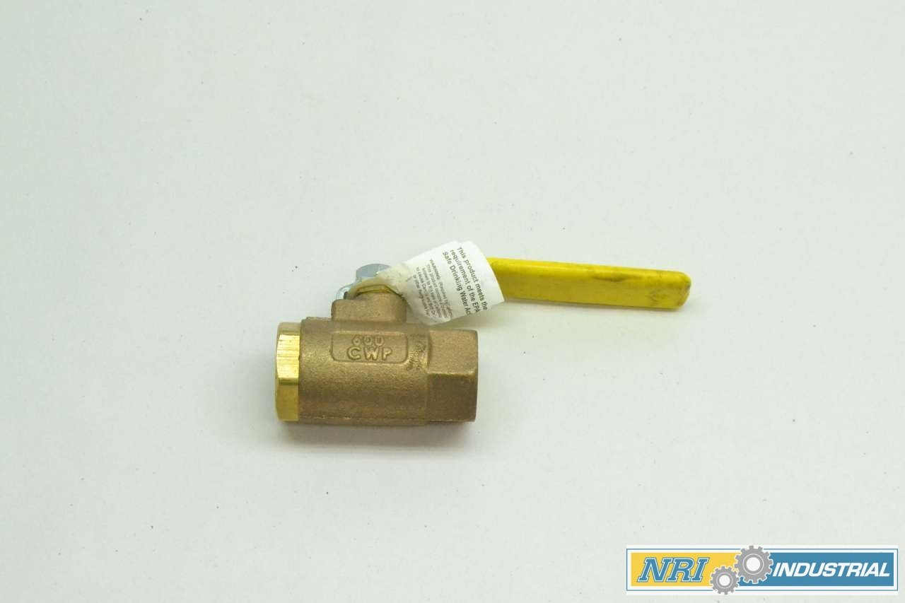 Ball Valve Apollo 70-104-2741 Size: 3//4 Pack of 10 Pack of 10 600Cwp 70-104-2741