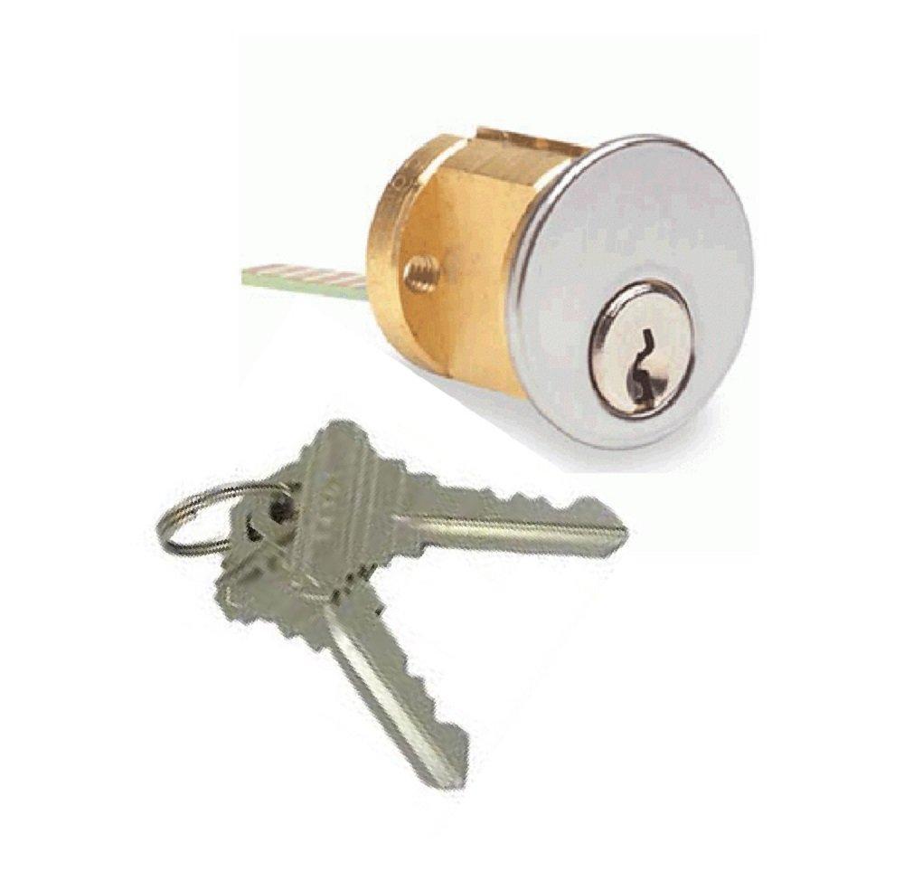 Schlage C Keyway Von Duprin 7075 Rim Key Lock Cylinder for Exit Device