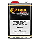 shop grease - Custom Shop KW901-GL Automotive Grease and Wax Remover Surface Prep Cleaner