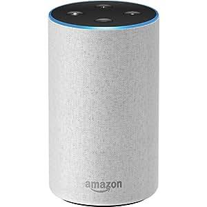 Amazon Echo (2nd generation) — Alexa Speaker