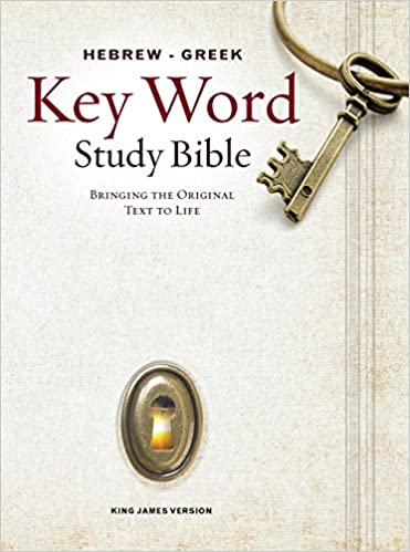 The Hebrew-Greek Key Word Study Bible: KJV Edition