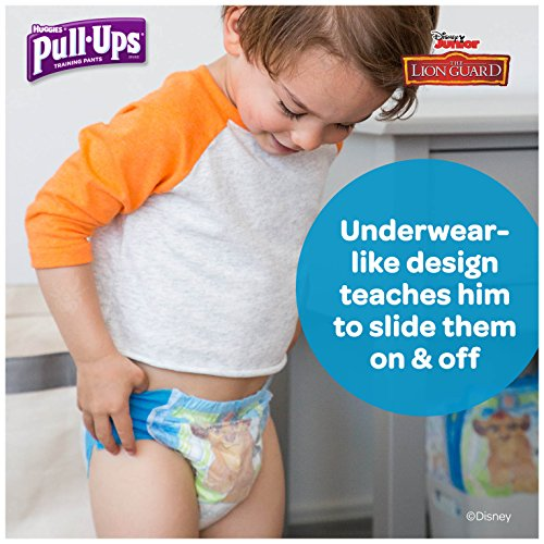 Large Product Image of Pull-Ups Learning Designs Training Pants for Boys, 2T-3T (18-34 Lbs.), 74 Count, Toddler Potty Training Underwear, Packaging May Vary