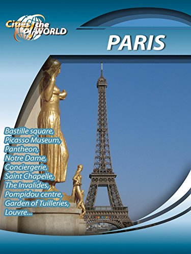 (Cities of the World Paris France)