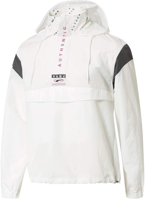 Puma 90s Retro Windbreaker at Amazon Men's Clothing store: