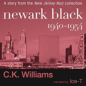 Newark Black: 1940-1954 Audiobook