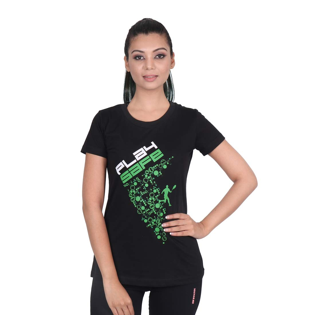 Vector X Women's Round Neck T-Shirt