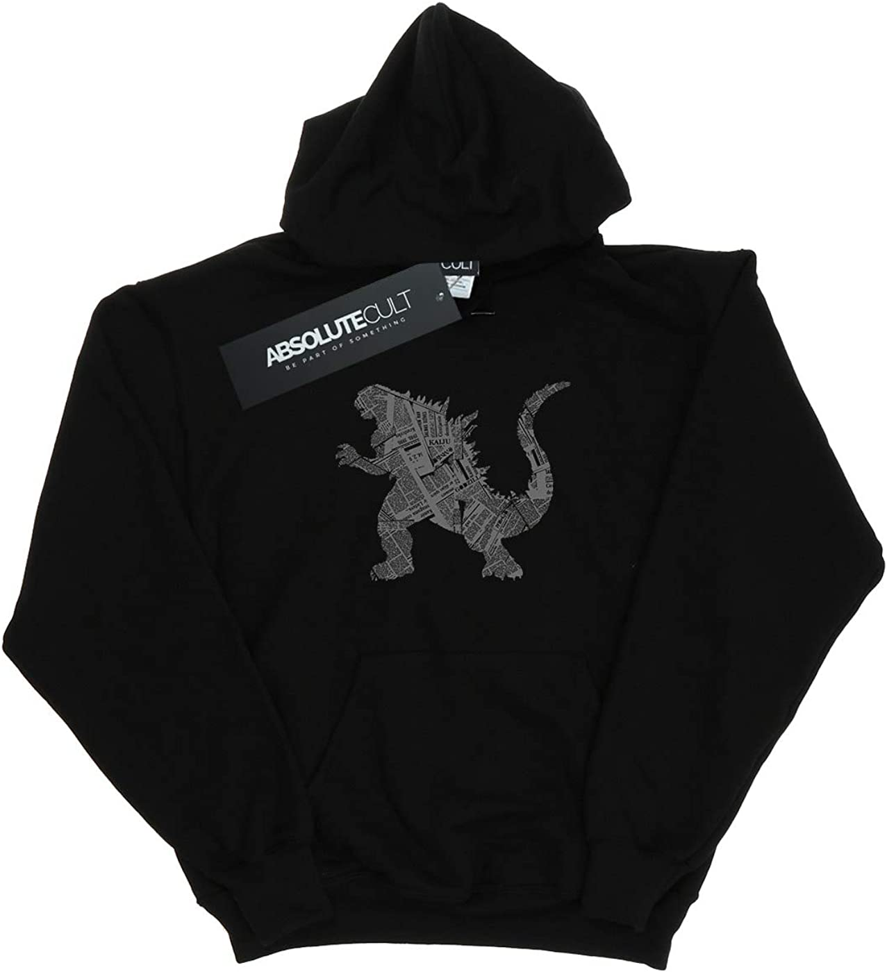 Absolute Cult Drewbacca Girls Kaiju Headlines Hoodie