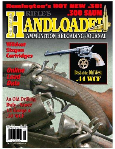 Handloader Magazine - June 2005 - Issue Number 235 - Norma Ammunition