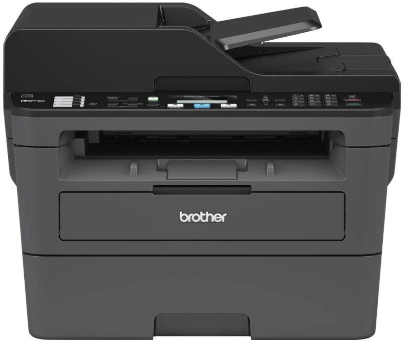 Brother Monochrome Laser Printer, Compact All-In One Printer, Multifunction Printer, MFCL2710DW, Wireless Networking and Duplex Printing,  Dash Replenishment Ready: Office Products