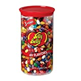Jelly Belly Jelly Beans, Assorted Flavors, 3-Pound Tub