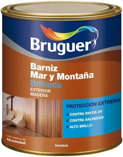 BRUGUER Barniz MAR&MONTAÑA BTE.BRUGUER 750 ML ...
