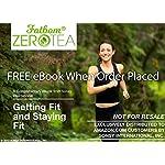 Health Shopping Zero Tea 14 Day Detox Tea, Teatox Herbal Tea for Cleanse