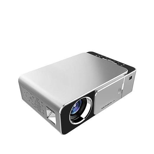 YTDDD Proyector, Mini proyector portátil de Video en 3D para el ...