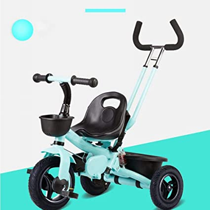 722fa82d265 H&H Children's Tricycle Bicycle 1-3-5-2-6 Years Old Large Folding ...